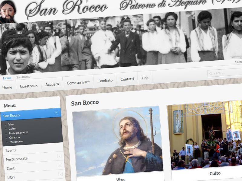 Blog San Rocco