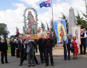 Festa di San Rocco a Melbourne - Foto di Pietro Carnovale