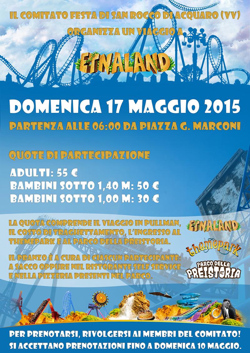 Calendario Etnaland.San Rocco Patrono Di Acquaro Vv Viaggio A Etnaland San