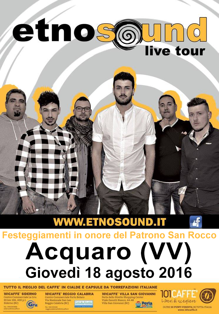 Etnosound in concerto ad Acquaro (VV)